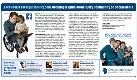 Facebook & FacingDisability.com: Creating a Spinal Cord Injury Community on Social Media