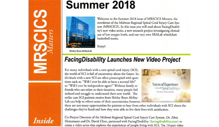FacingDisability.com Launches New Video Project
