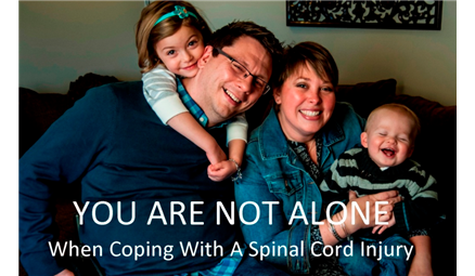 Facing Disability | Spinal Cord Injury