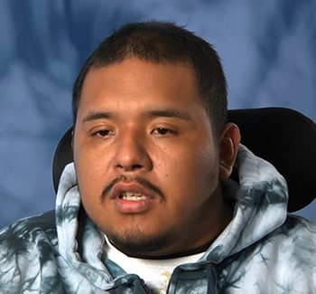 Jose, injured in 2008 at age 23, quadriplegic