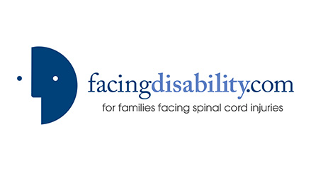 facing disability logo hotrizontal