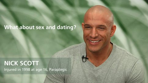 Nick Scott - What about sex and dating