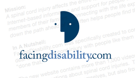 facing disability fact sheet