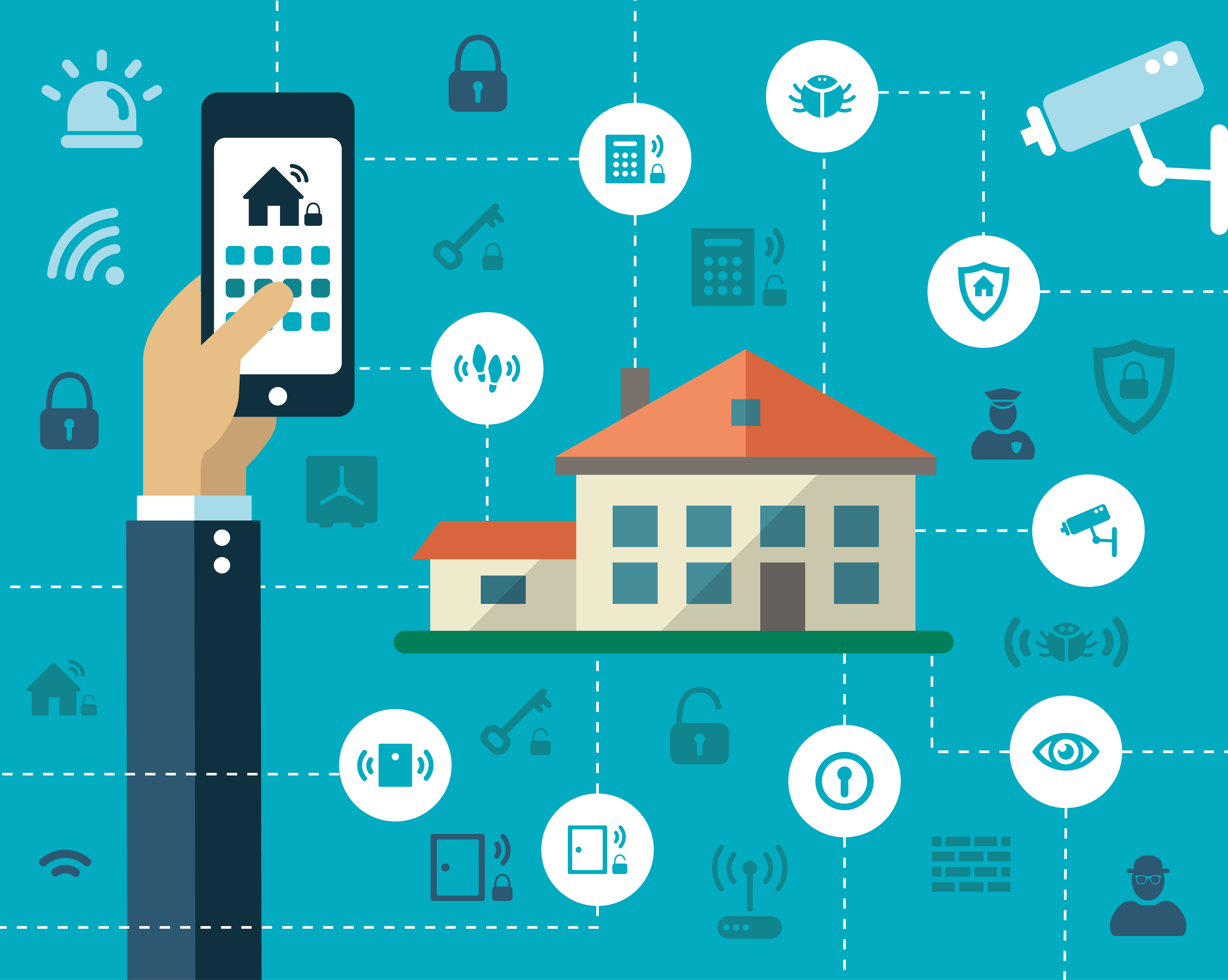 Seven Helpful Smart Home Devices for People With