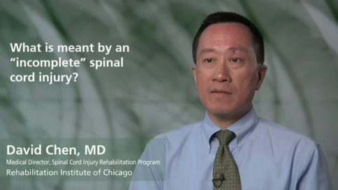 Incomplete Injury - with Dr. David Chen